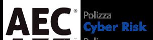 AEC Polizza Cyber Risk Logo
