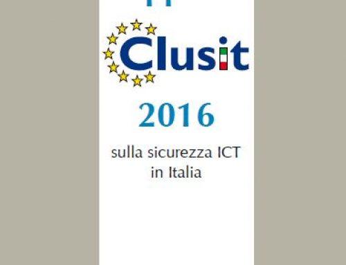 Rapporto Clusit 2016