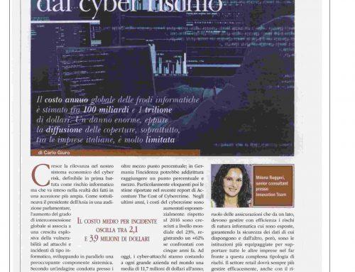 ASSICURARSI DAL RISCHIO CYBER – AEC SU MILANO E FINANZA